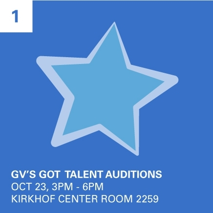 GV's Got Talent Auditions